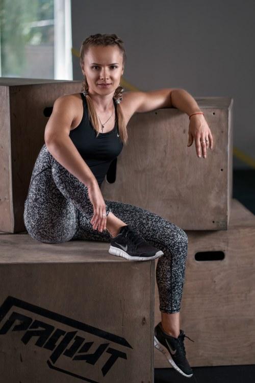 Ольга Волкова – персональный тренер 2 категории