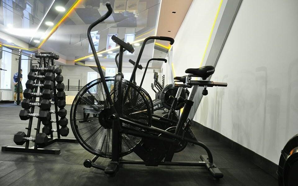 Велотренажер Assault Air Bike