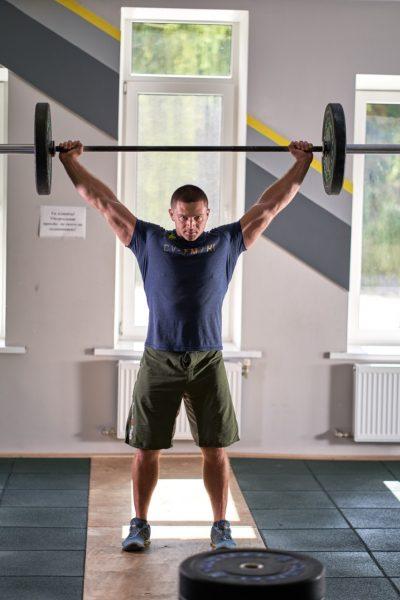 Огарь Руслан — персональный тренер 1 категории, Crossfit тренер