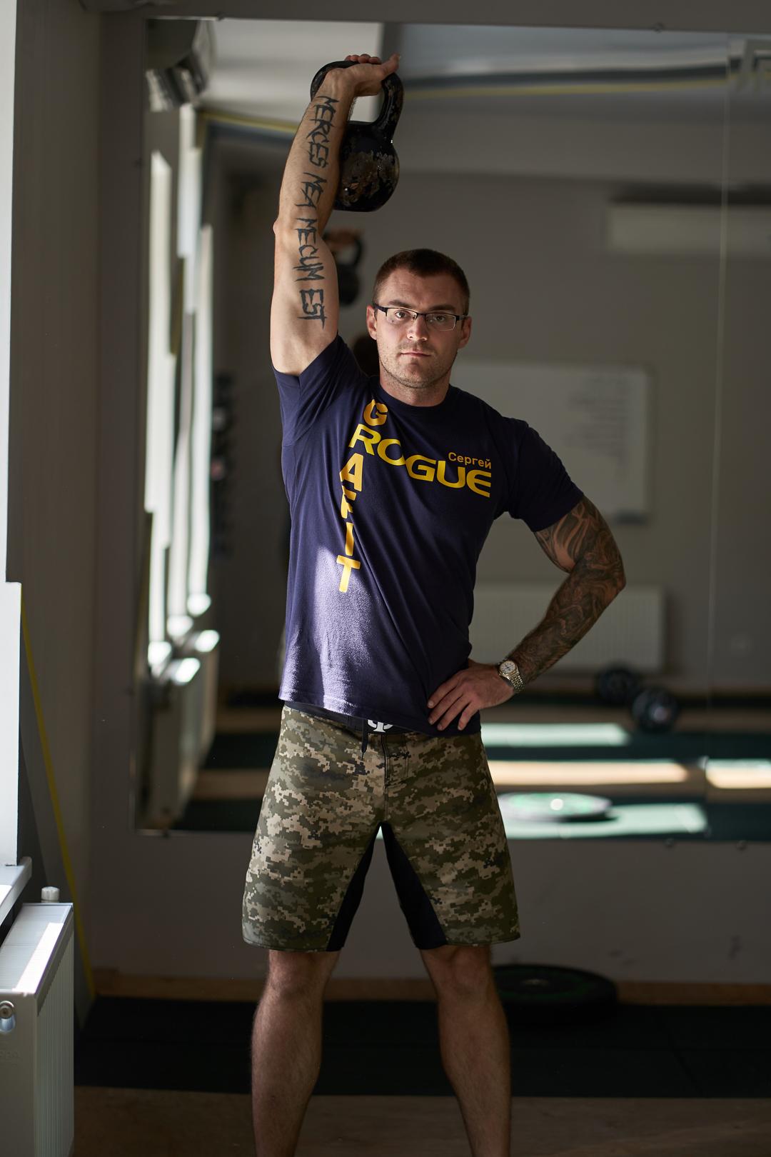 Палиенко Сергей – персональный тренер 2 категории