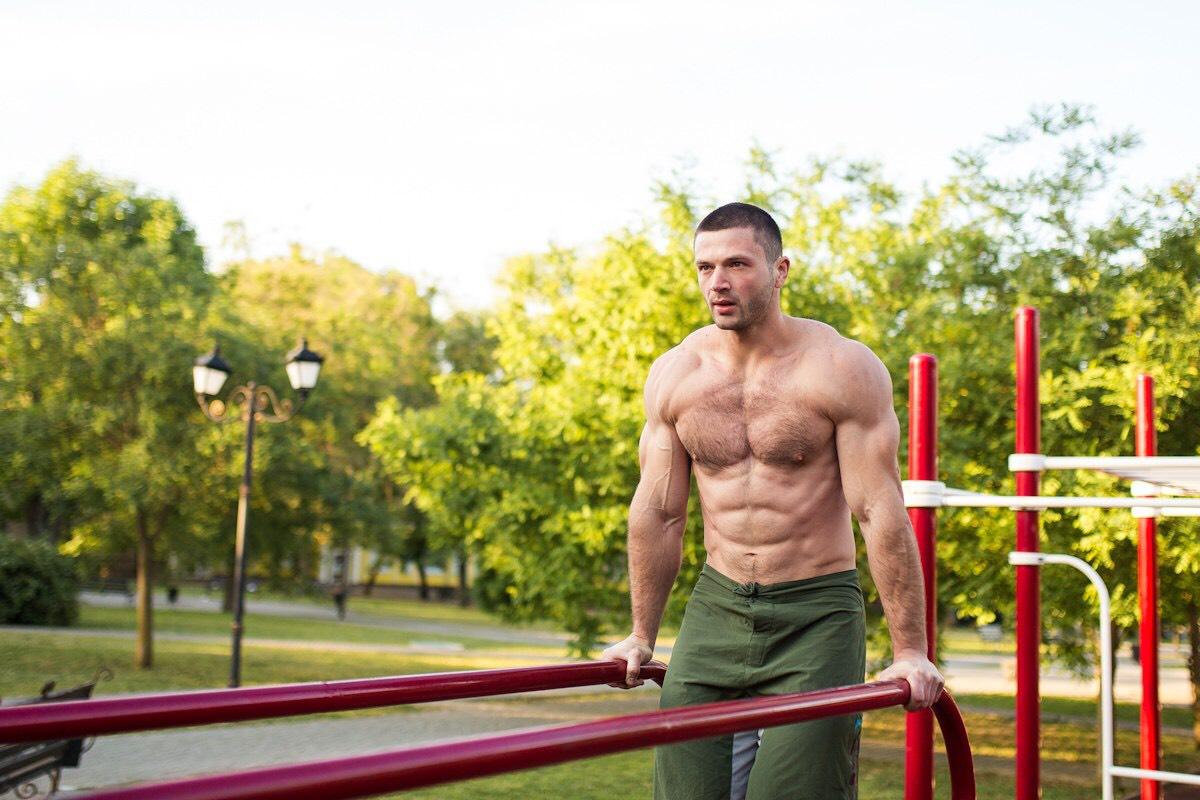 Огарь Руслан – персональный тренер 1 категории, Crossfit тренер