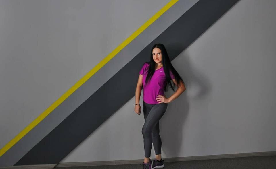 Наш тренер Ледовская Александра приглашает Вас к себе на тренировки
