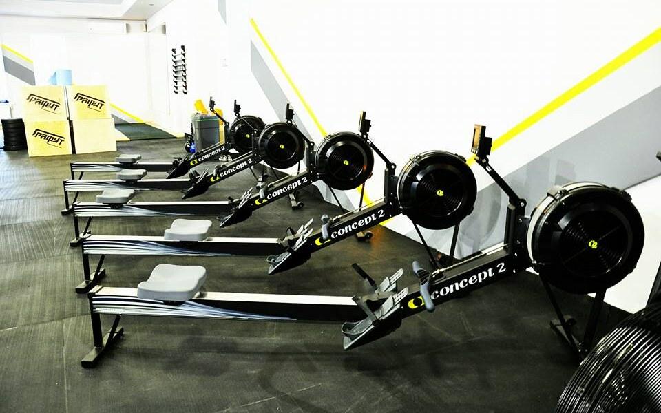 """Спортивный клуб """"Графит"""" приглашает всех желающих посетить бесплатные открытые тренировки Crossfit"""