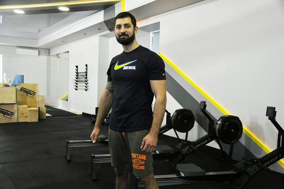 Ткаченко Евгений – персональный тренер 1 категории