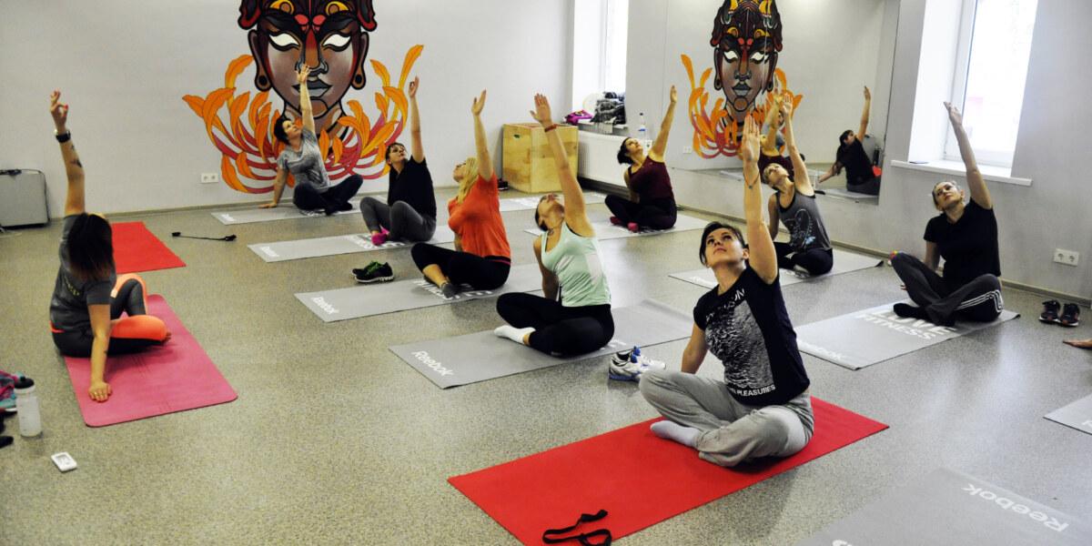Приходите к нам, расслабляйтесь, погружайтесь в мир йоги и получайте удовольствие?