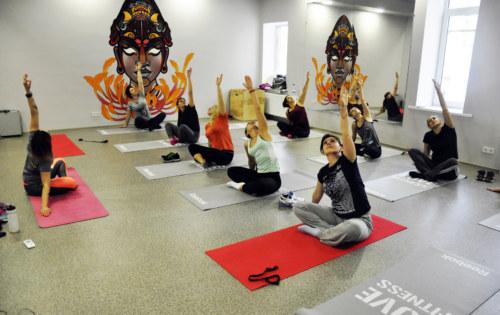 Приходите к нам, расслабляйтесь, погружайтесь в мир йоги и получайте удовольствие🤗