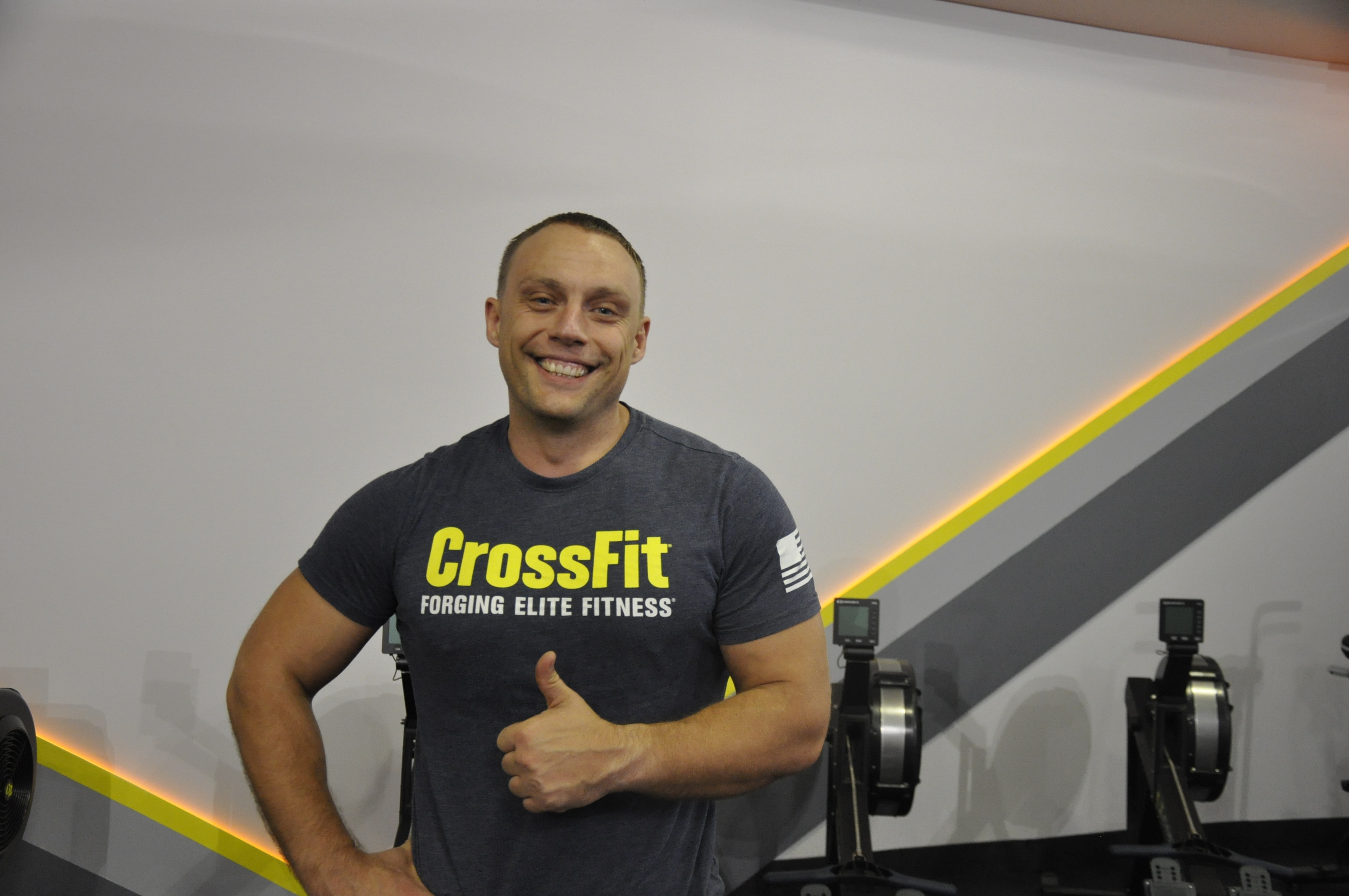 Ланецкий Андрей – Crossfit тренер