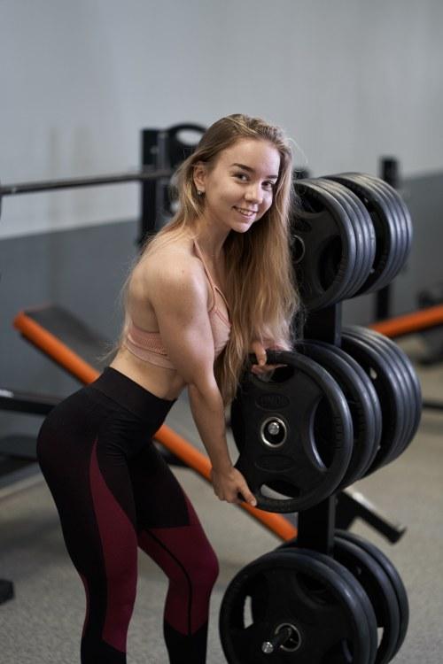 Терновая Мария — персональный тренер 3 категории