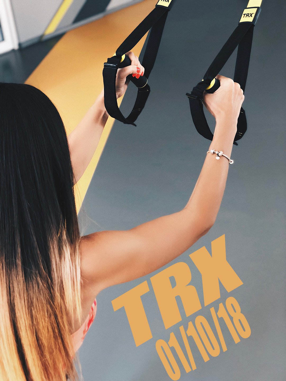 Запись на TRX уже открыта