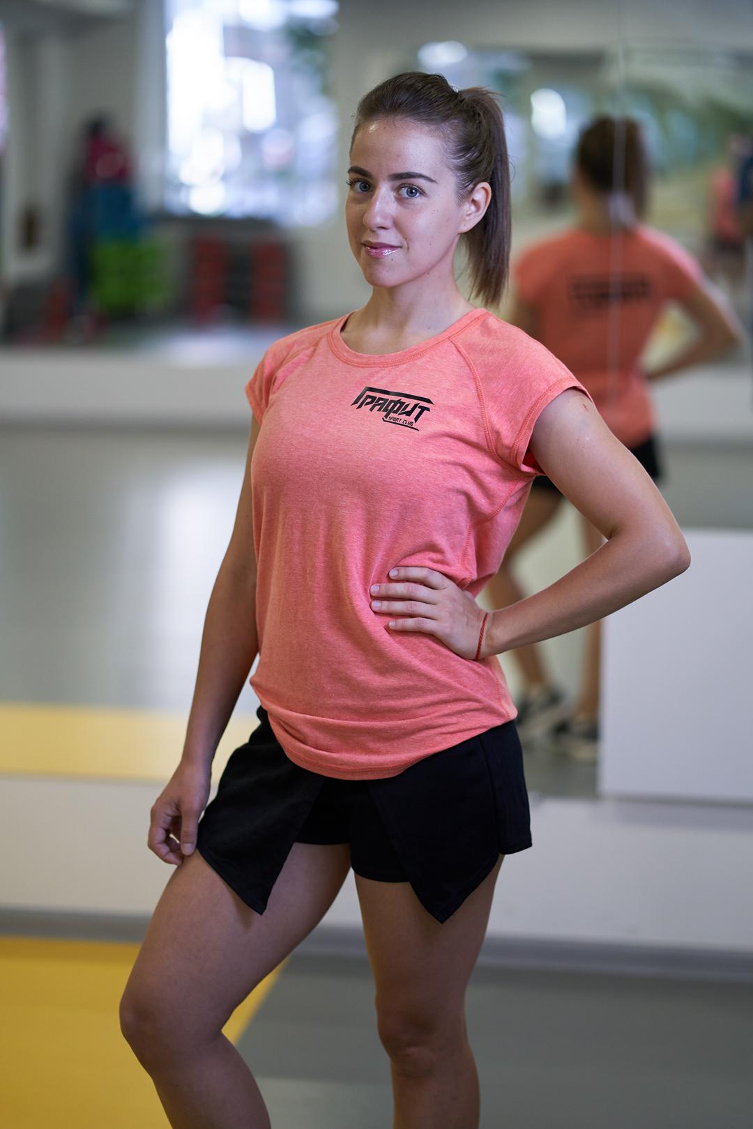 Лотоцкая Диана – тренер по фитнесу