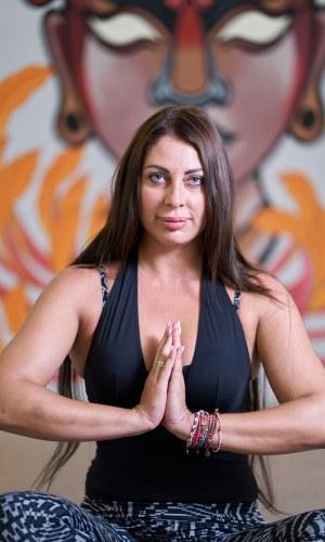 Илларионова Кристина – тренер по пилатесу