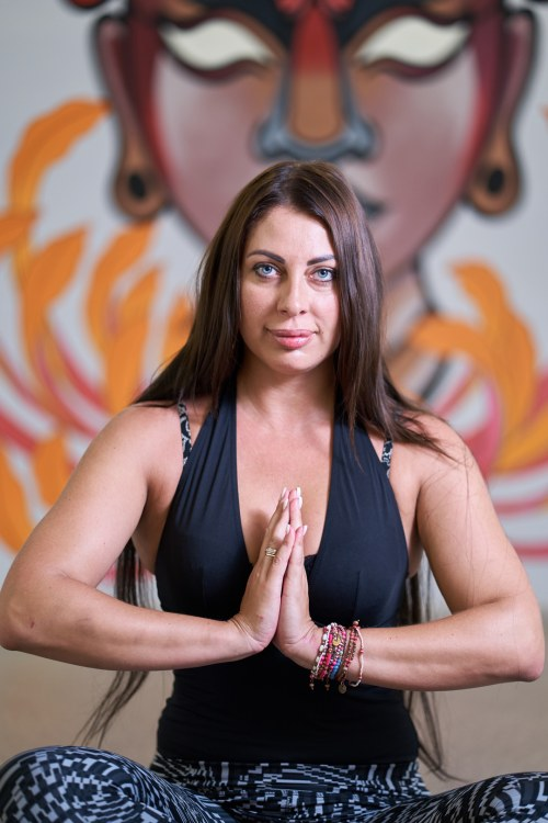 Илларионова Кристина — тренер по пилатесу и детской йоге