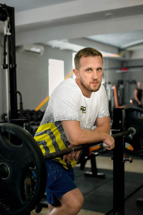 Шаров Денис – персональный тренер 2 категории, Crossfit – тренер, Crossfit Kids – тренер