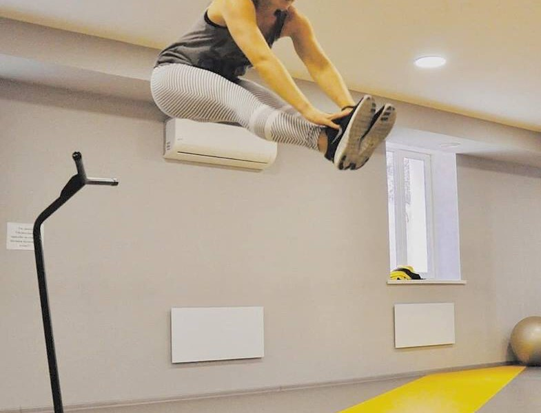 Скидки на разовые тренировки по Sky Jumping – 50% !!! Акция с 03.12.18 по 07.12.18