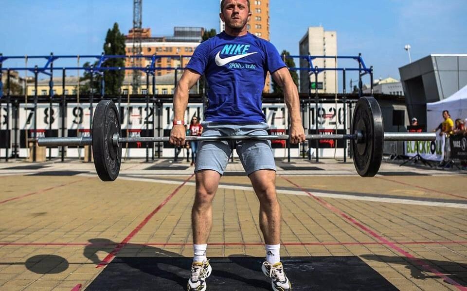 ❗Новинка❗ Теперь в нашем расписании – тяжелая атлетика?