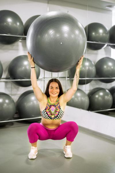 Фалёва Мария – тренер групповых занятий