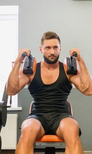 Матеишин Олег – персональный тренер 3 категории