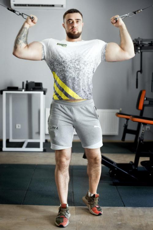 Горопянов Александр – персональный тренер 3 категории