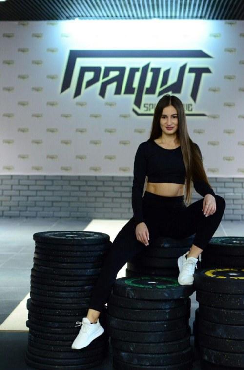 Субботина Алина – персональный тренер 3 категории
