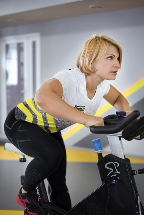 Васильева Валерия – тренер по кроссфиту и Cycle