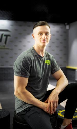 Бондаренко Андрей – персональный тренер 3 категории
