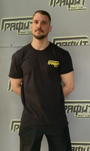 Зиновьев Юрий – тренер 2 категории